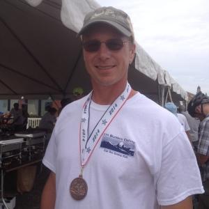 Marshall Seddon The River Connection Racer #1